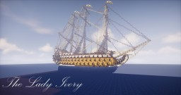 The Lady Ivory Minecraft Map & Project