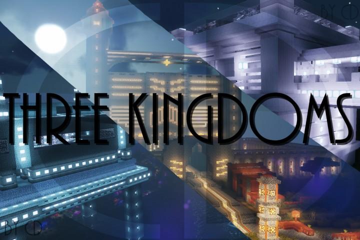 Three Kingdoms Cover!