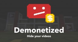 [1.13.2 Map] Demonetized Minecraft Map & Project