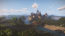 Reisenberg Castle [Project 2019] Minecraft Map & Project