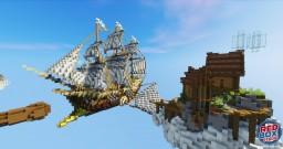 SkyWars Streeng wheel Minecraft Map & Project