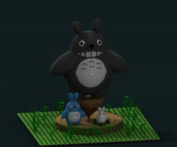 Totoro Minecraft Map & Project