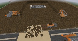 NBA Arena Build in Greenfield SP Minecraft Map & Project