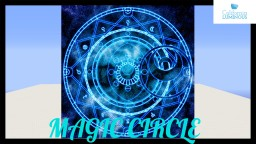 Magic Circle Diagram Minecraft Blog