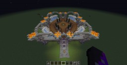Small Basic Spawn Minecraft Map & Project