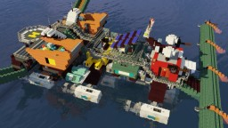 The Plastic Harvester Minecraft Map & Project
