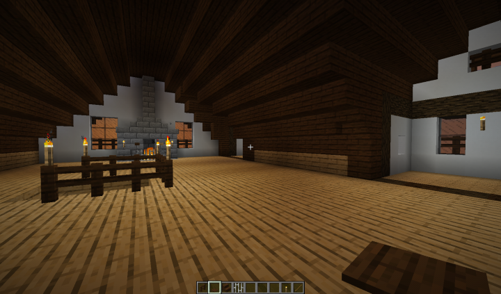 the Attic before updating