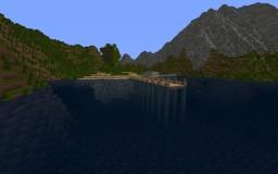 Custom Island Map Minecraft Map & Project