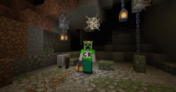 Fancy lantern holding for 1.14 snapshots Minecraft Texture Pack