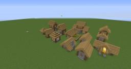 1.14 NPC Village Pack(Plains) Minecraft Map & Project