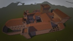 Vanguard Castle Minecraft Map & Project