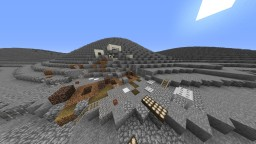 A Desolate Place (Battle Royale Map) Minecraft Map & Project