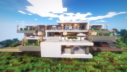 Mansão Moderna 1.12.2 Cheetos Minecraft Map & Project