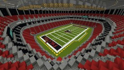 Georgia Dome Minecraft Map & Project