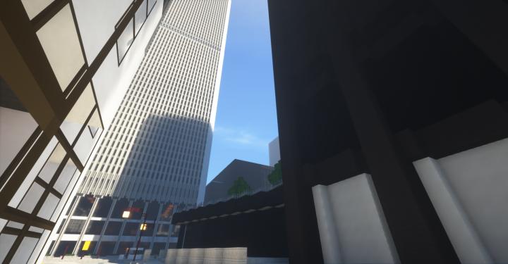 World Trade Center 2 and 130 liberty street