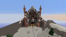 Cathedral Dungeon Minecraft Map & Project
