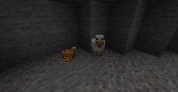 The Fox and his Chicken - A Tale of Friendship (Animal Whisperer Contest) Minecraft Blog