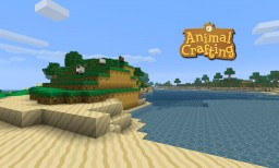 Animal Crossing Server Project Minecraft Map & Project