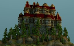 Sunlight Of The Darksite Minecraft Map & Project