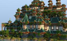 Fēngmì Minecraft Map & Project