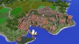 Tales of Alera Map - City of Aythenia Minecraft Map & Project