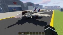 MiG-29 - USSR Minecraft Map & Project