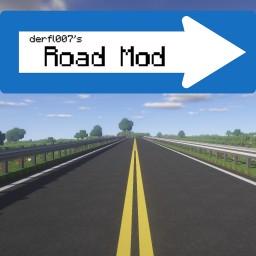 derfl007's Road Mod Minecraft Mod