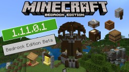 1.11.0.1 Out Now! Minecraft Bedrock BETA Out! | Big Village & Pillage BETA REVIEW Minecraft Blog