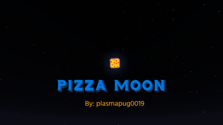 🌑🍕 Pizza Moon Texture Pack 🍕🌑 Minecraft Texture Pack