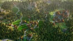 Redshire Village Minecraft Map & Project