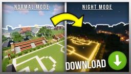 MrCrayfish's Town Replica - DARK MODE (Vanilla Minecraft Edition) Minecraft Map & Project
