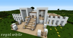 royal white Minecraft Map & Project