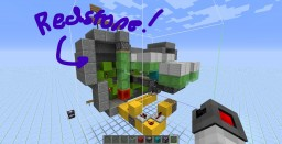 Working engine Minecraft Map & Project