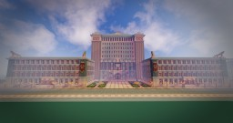 Imperial Ministry of Propaganda Minecraft Map & Project
