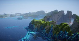 The Woolcity Land Generator Project Minecraft Map & Project