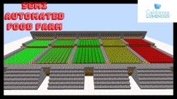 MINECRAFT SEMI AUTOMATED FOOD FARM TUTORIAL Minecraft Blog
