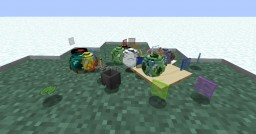 3D Tools And Items (Discontinued until futher notice) Minecraft Texture Pack