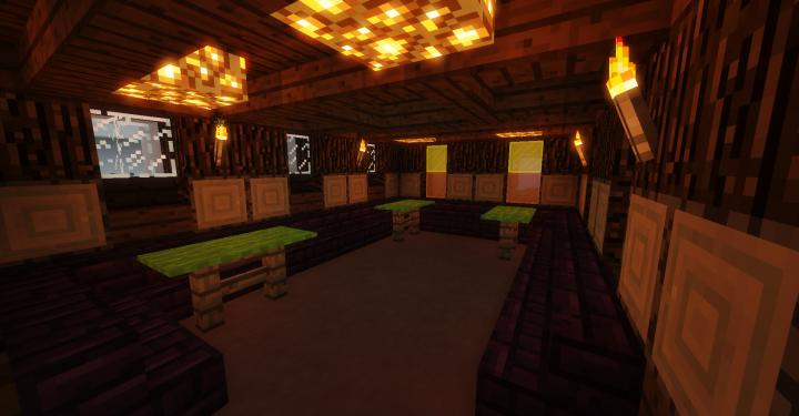 2nd Class Smoke Room