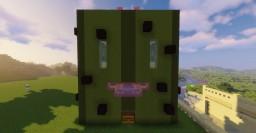 Happy Cactus! [1.13+ cactus farm] Minecraft Map & Project