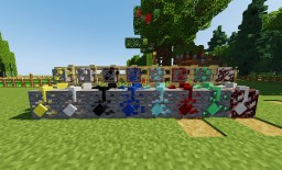3d ores Minecraft Texture Pack