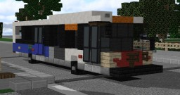 CTA Nova Bus LFS Bus Minecraft Map & Project