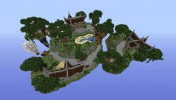 Sky-island survival spawn 1.13.2! Minecraft Map & Project