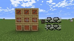 Barbed Wire Mod Minecraft Mod