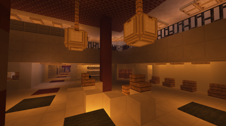 Lobby Minecraft