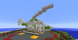 Private Helicopter Minecraft Map & Project