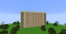 A typical residential house series Ш5733/Типовой жилой дом серии Ш5733 Minecraft Map & Project