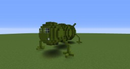 Starbug Minecraft Map & Project