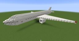 [Aircraft Contest 2019] Minebus C330 - Passenger Plane Minecraft Map & Project
