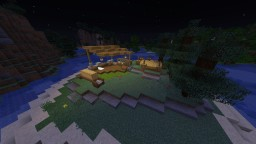 Survival made single player nomad base Minecraft Map & Project
