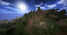 Eila 5k x 5k landscape Minecraft Map & Project